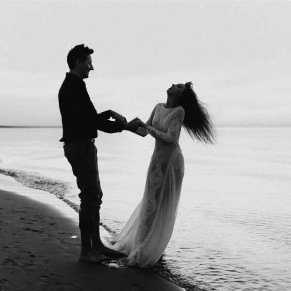 Nasza osobista sesja poślubna!