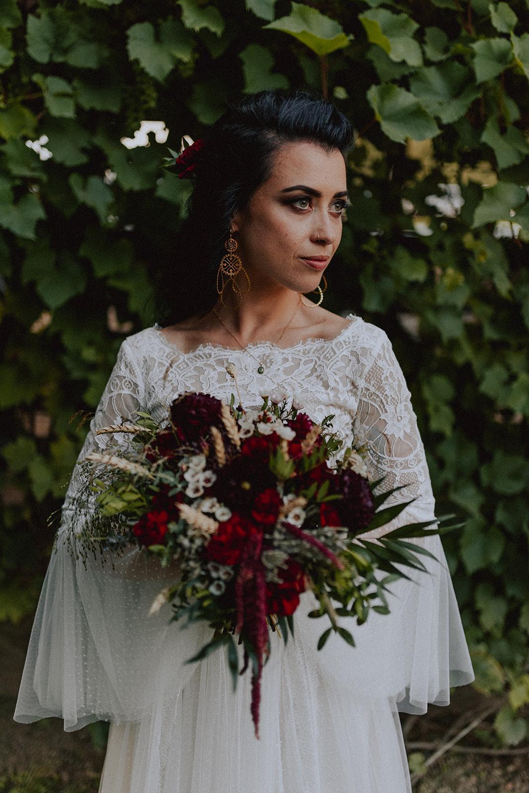 Baśniowy ślub w Tabunie | ceremonia w plenerze A+M 103 alebosco ania mateusz tabun 1024