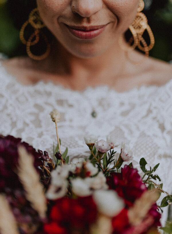 Baśniowy ślub w Tabunie | ceremonia w plenerze A+M