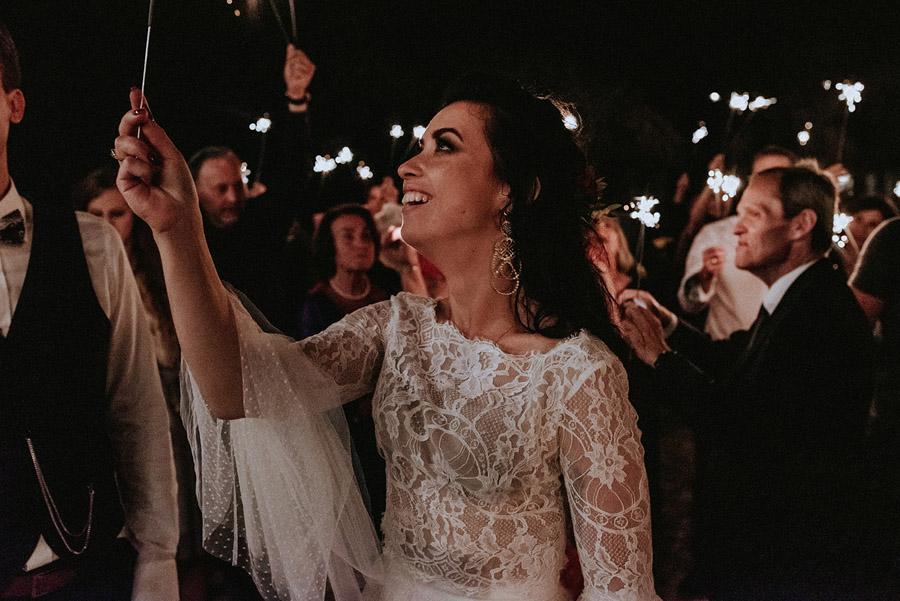 Baśniowy ślub w Tabunie | ceremonia w plenerze A+M 114 alebosco ania mateusz tabun 1277