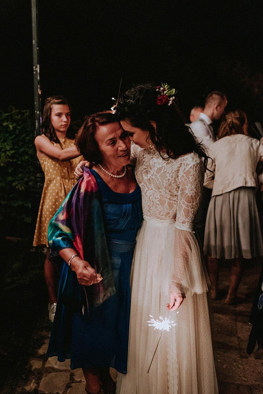 Baśniowy ślub w Tabunie | ceremonia w plenerze A+M 115 alebosco ania mateusz tabun 1291
