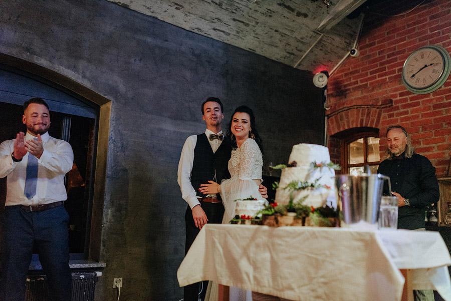 Baśniowy ślub w Tabunie | ceremonia w plenerze A+M 118 alebosco ania mateusz tabun 1374