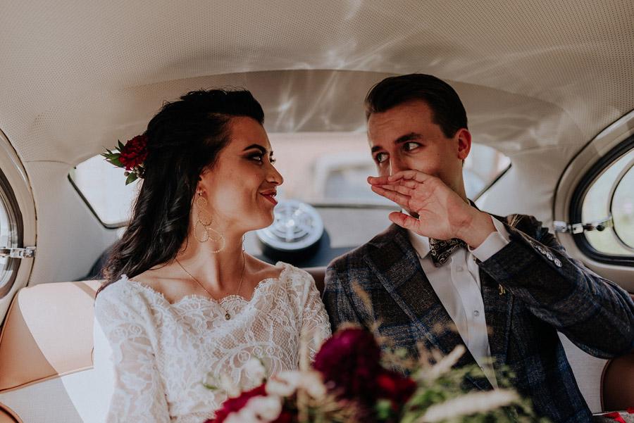Baśniowy ślub w Tabunie | ceremonia w plenerze A+M 36 alebosco ania mateusz tabun 216
