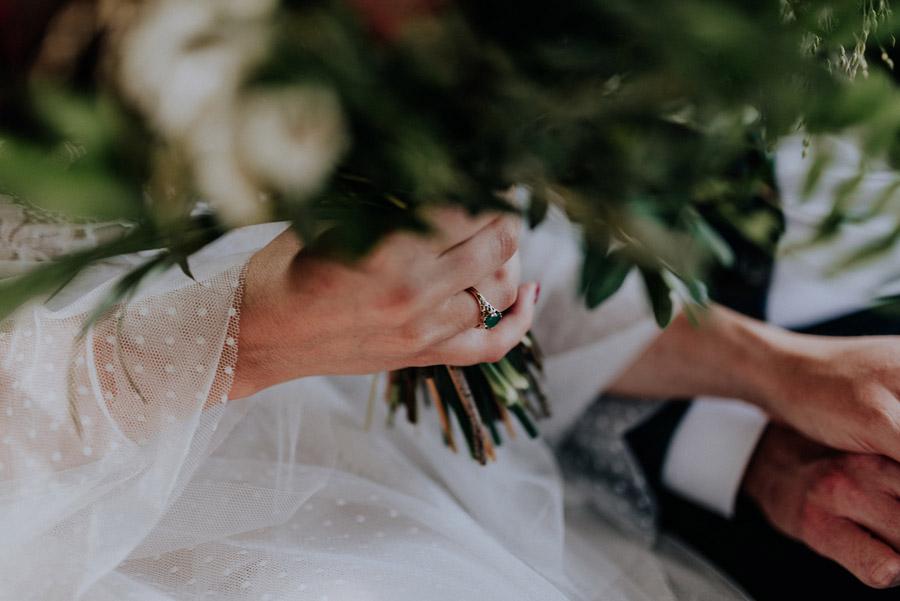 Baśniowy ślub w Tabunie | ceremonia w plenerze A+M 40 alebosco ania mateusz tabun 228