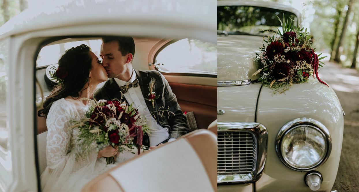 Baśniowy ślub w Tabunie | ceremonia w plenerze A+M 41 alebosco ania mateusz tabun 233