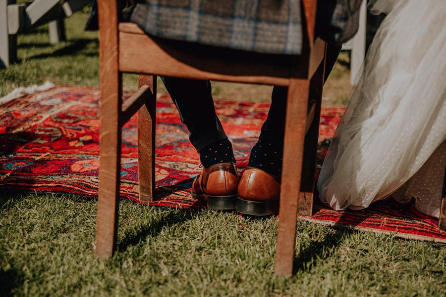 Baśniowy ślub w Tabunie | ceremonia w plenerze A+M 46 alebosco ania mateusz tabun 283