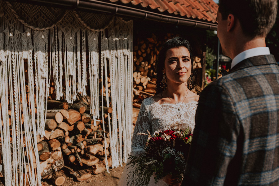 Baśniowy ślub w plenerze   Tabun w Otominie A+M 55 alebosco ania mateusz tabun 293
