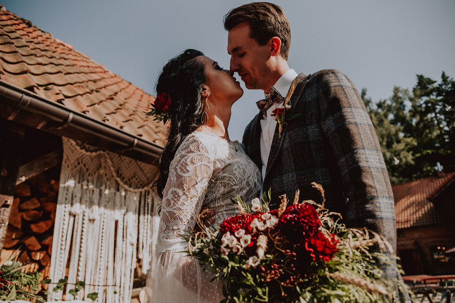 Baśniowy ślub w Tabunie | ceremonia w plenerze A+M 51 alebosco ania mateusz tabun 332