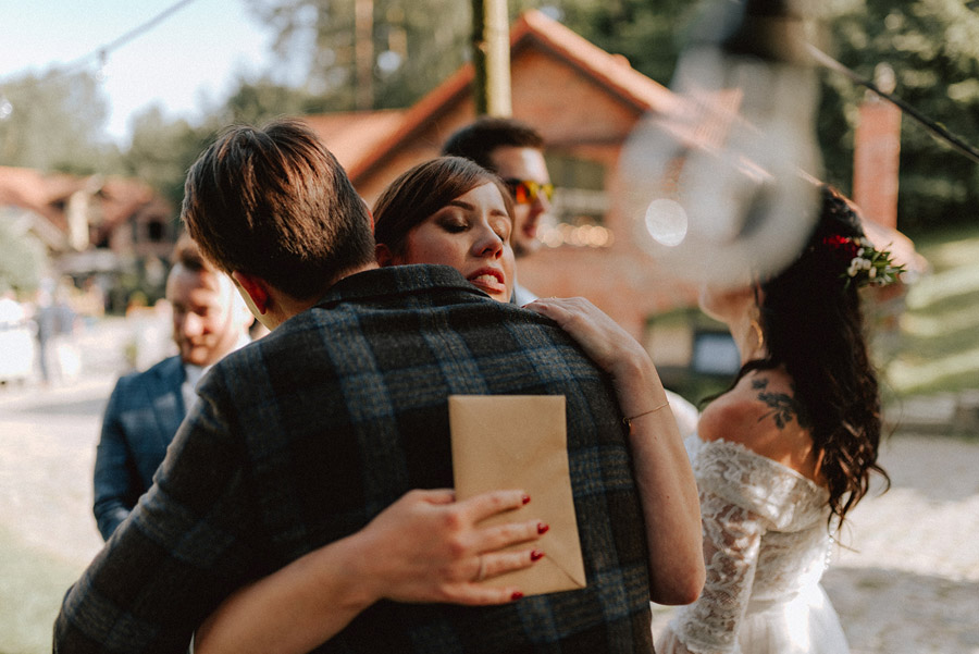 Baśniowy ślub w Tabunie | ceremonia w plenerze A+M 57 alebosco ania mateusz tabun 419