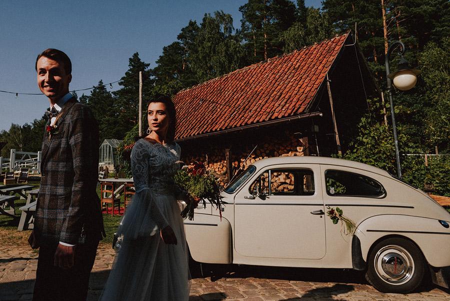 Baśniowy ślub w Tabunie | ceremonia w plenerze A+M 60 alebosco ania mateusz tabun 519