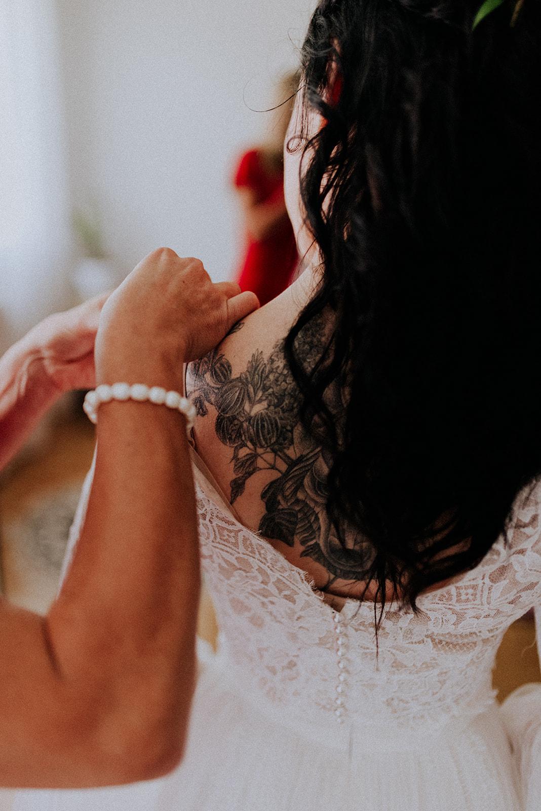 Baśniowy ślub w Tabunie | ceremonia w plenerze A+M 14 alebosco ania mateusz tabun 74