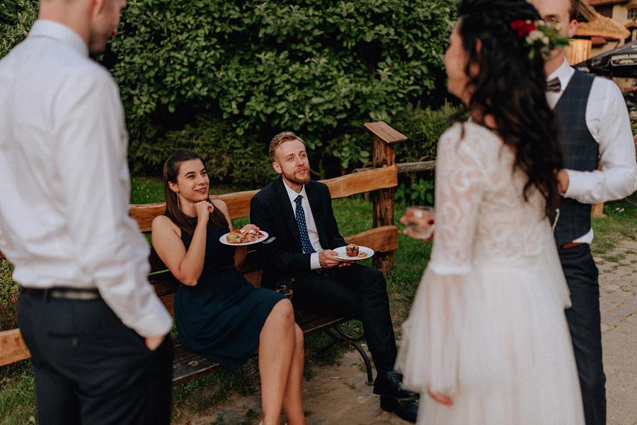 Baśniowy ślub w Tabunie | ceremonia w plenerze A+M 93 alebosco ania mateusz tabun 964