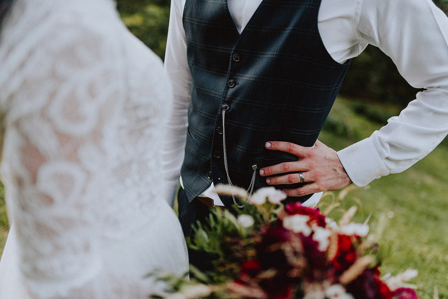 Baśniowy ślub w Tabunie | ceremonia w plenerze A+M 97 alebosco ania mateusz tabun 976