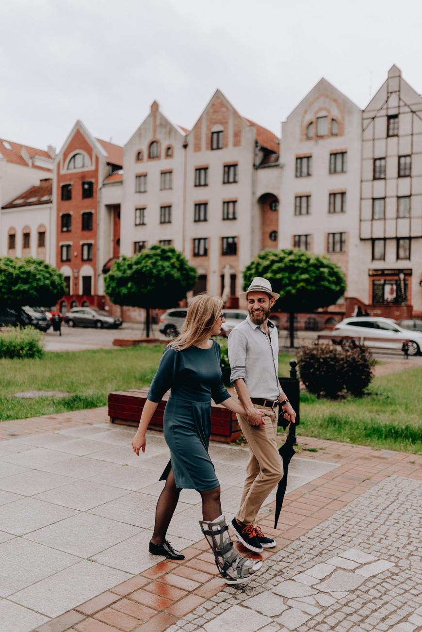 Sesja narzeczeńska w Elblągu | Agata i Krzysiek 3 060 alebosco sesja narzeczenska elblag stare miasto