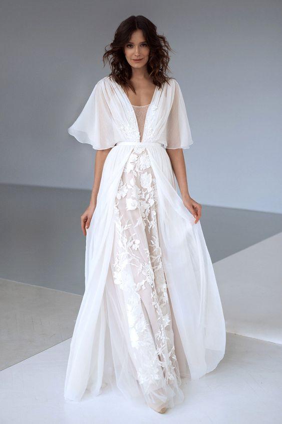 Najpiękniejsze suknie ślubne w stylu BOHO 34 24df1dc3476c23896d3ee7b5fedb1543
