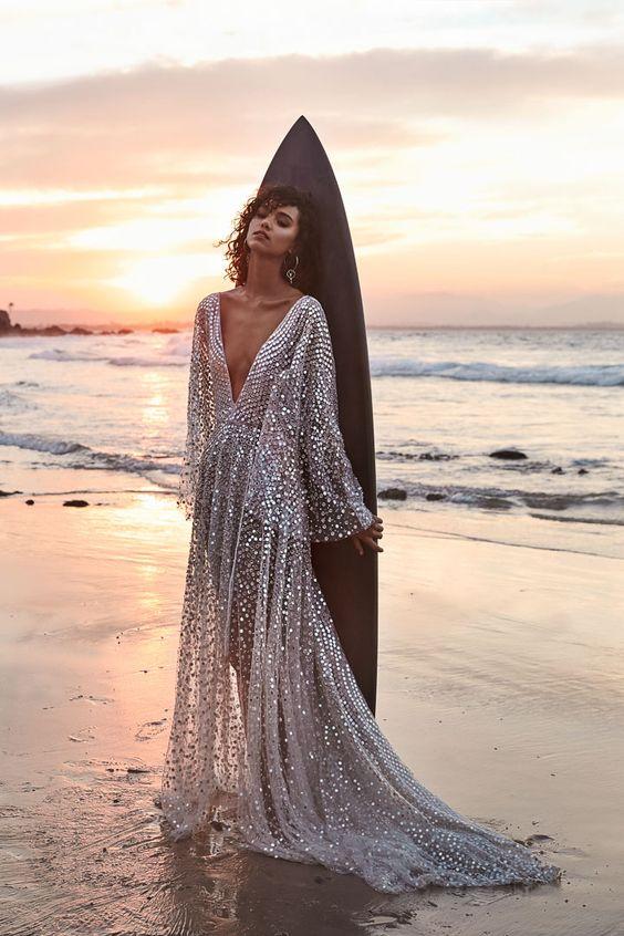 Najpiękniejsze suknie ślubne w stylu BOHO 16 499e0f8e960c61d1184ba4f3a47c2adf