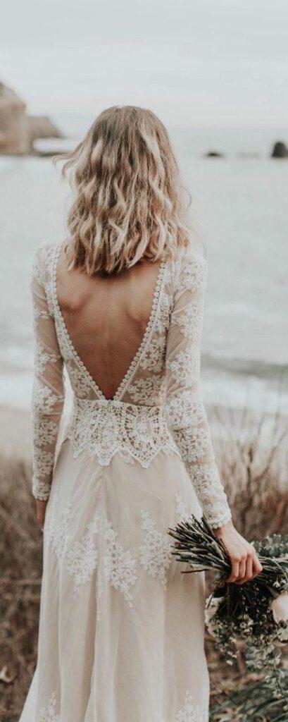 Najpiękniejsze suknie ślubne w stylu BOHO 32 9c6e8822c0fbaf92af0d9e553ec1b784