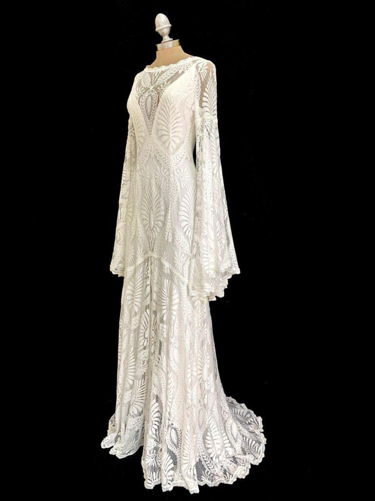Najpiękniejsze suknie ślubne w stylu BOHO 5 ALEBOSCO Bibiluxe BRIA