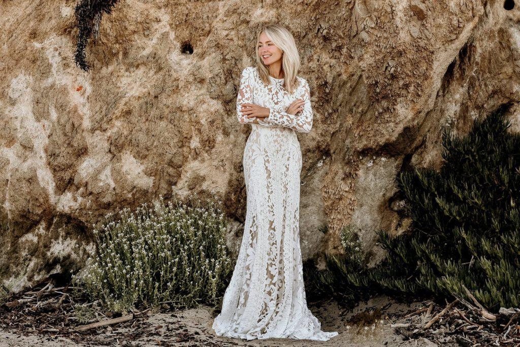 Najpiękniejsze suknie ślubne w stylu BOHO 11 ALEBOSCO SaldanaVintage 3