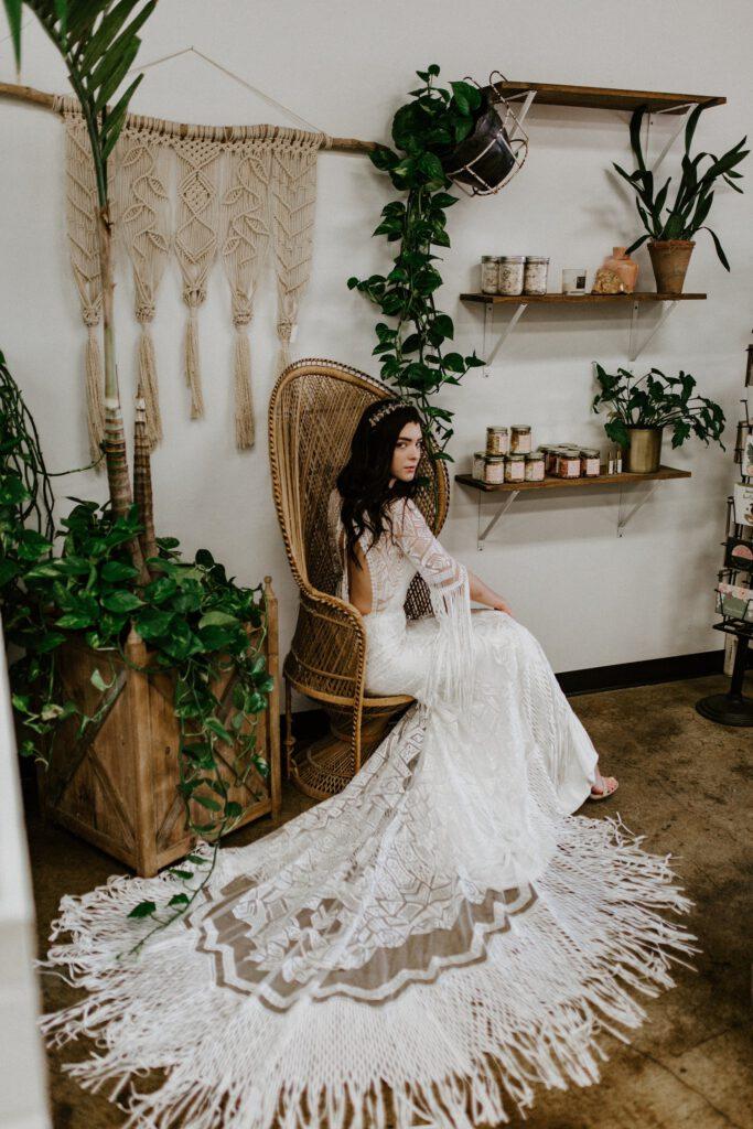 Najpiękniejsze suknie ślubne w stylu BOHO 12 ALEBOSCO belle