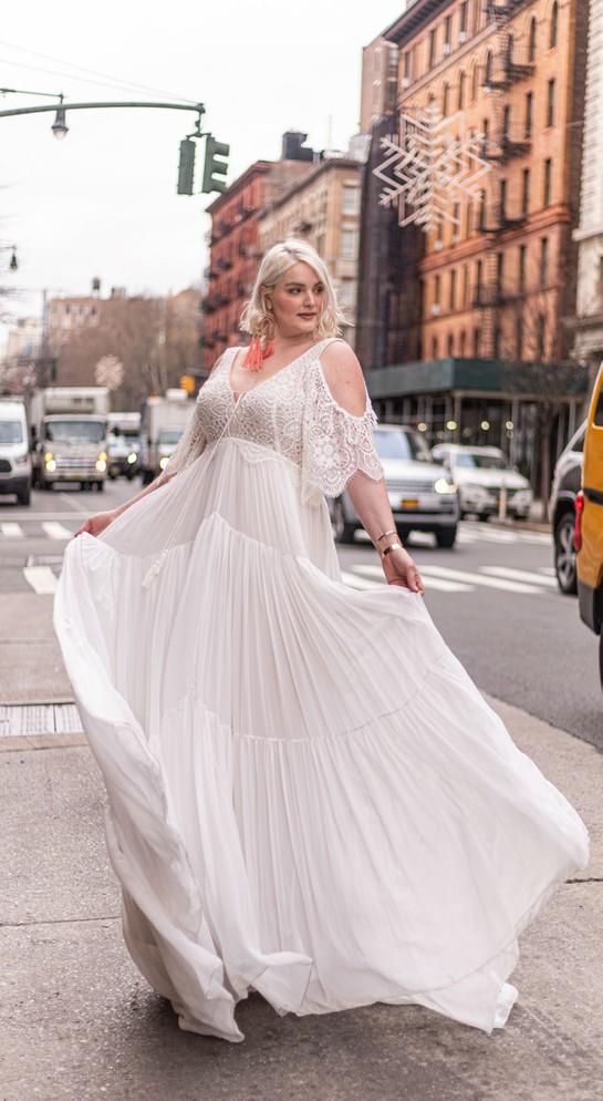 Najpiękniejsze suknie ślubne w stylu BOHO 13 alebosco rish hera