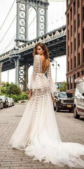 Najpiękniejsze suknie ślubne w stylu BOHO 27 c92c3602f76ce617fb624813ca02511b