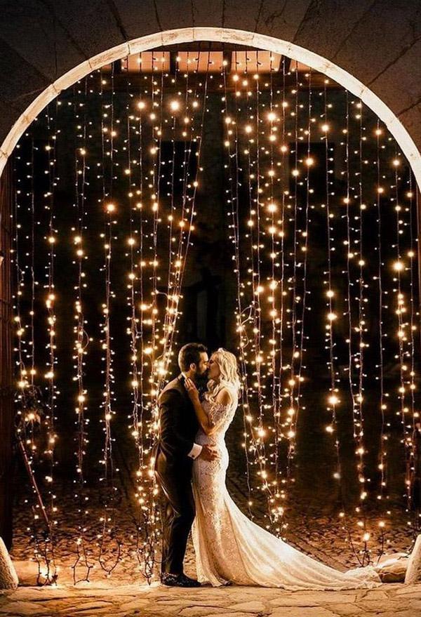 10 pomysłów na wyjątkowy ślub jesienią 13 alebosco ceremonia swiatelka2