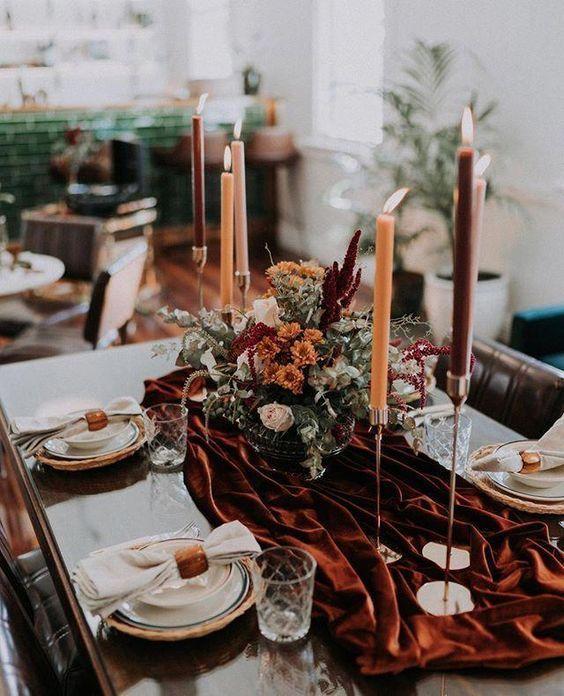 10 pomysłów na wyjątkowy ślub jesienią 29 jesienny slub inspiracje8