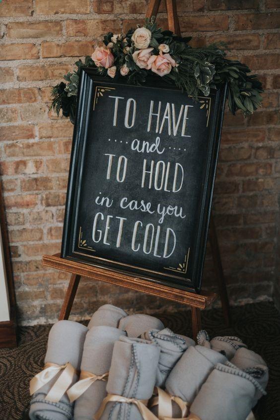 10 pomysłów na wyjątkowy ślub jesienią 40 zimowy slub inspiracje 9