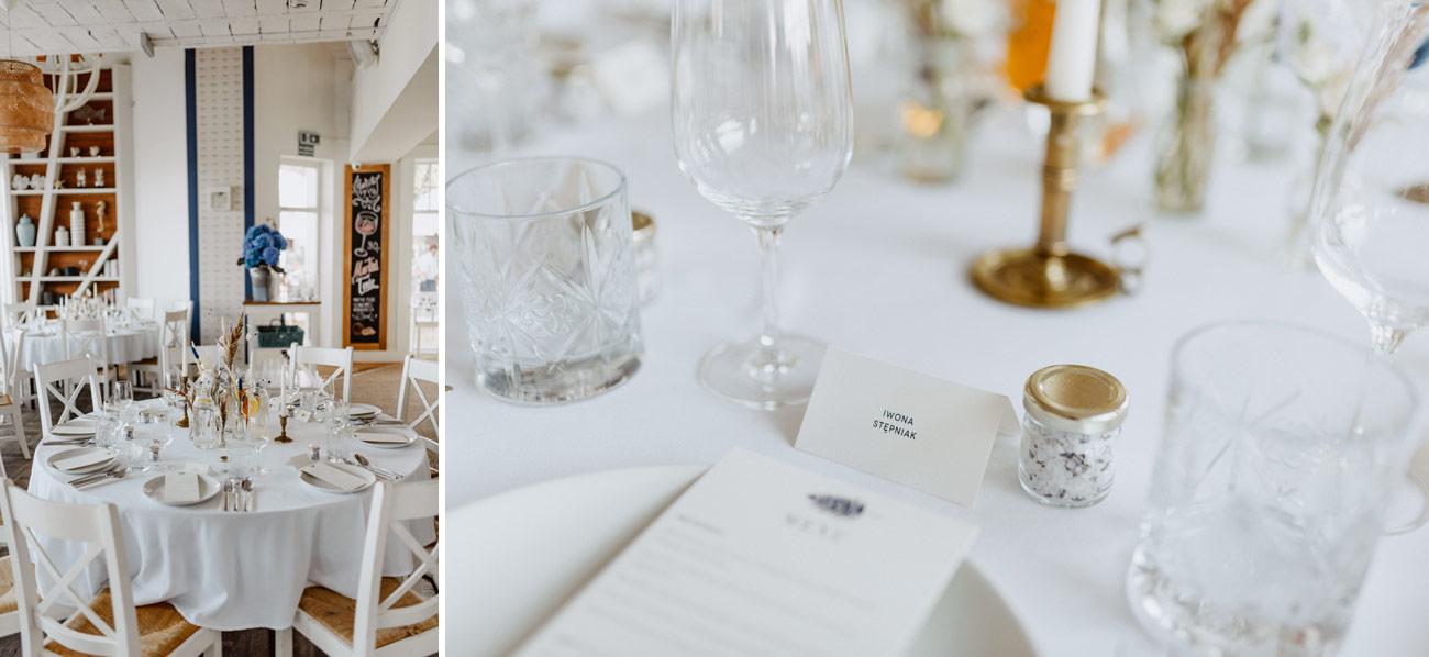 Minimalistyczny ślub na plaży | White Marlin A+K 59 256 alebosco ceremonia na plazy ak white marlin